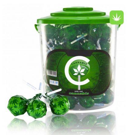 Cannabis Pops X 50